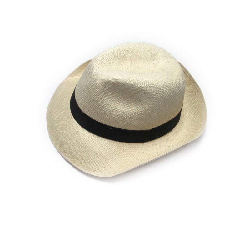 1- Panama fedora taille 60