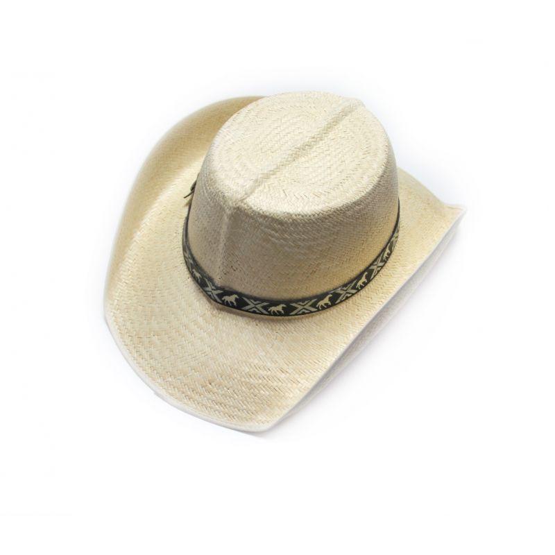 2- Panama cowboy taille 60