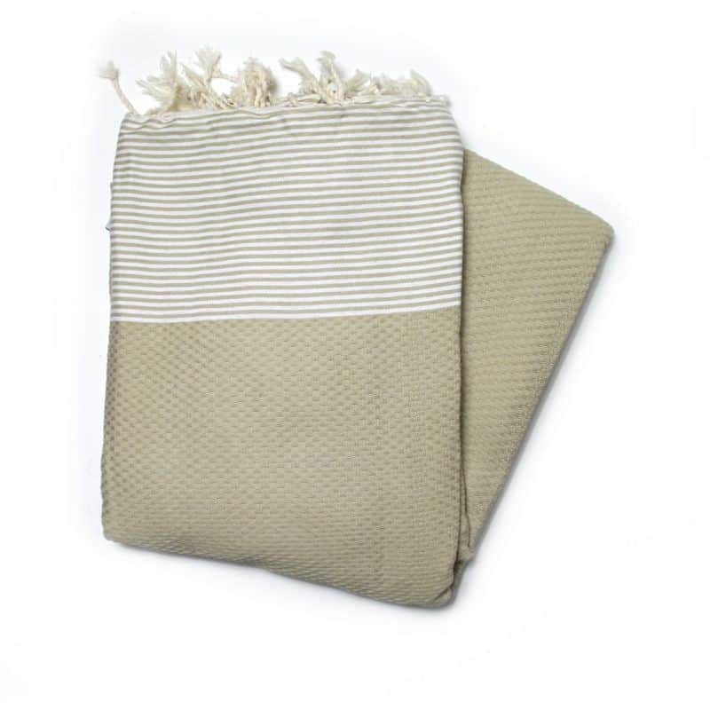 fouta XXL arthur gray medium