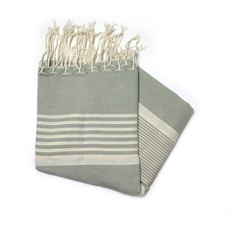 Futa plana Bizerte medio gris y antracita