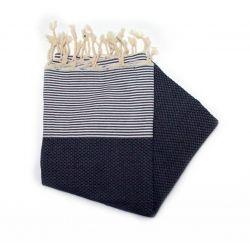 honeycomb-marineblau