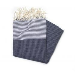 honeycomb steel blue