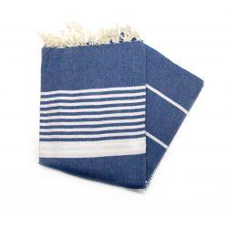 beach towel 2x3 m Greek blue large XXL 25 200/300 cm
