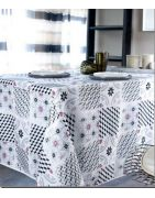 anti-stain tablecloth 150x240 cms